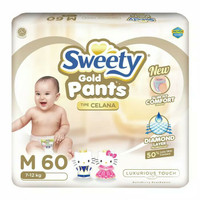 Sweety Gold Pants M60 M 60