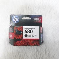 Tinta Cartridge Original HP 680 Black