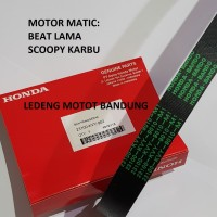 Van Belt V-belt Timing Belt Honda Beat Ori 23100-KVY-BA1