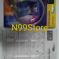Harga paling murah laptop lock | antitipu.com