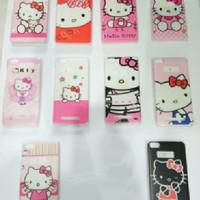 Best Price Hardcase Hello Kitty Iphone 4G 6S Samsung G313 J1 Mini G5