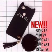 CAT CASE JELLY CASE TIPE HP BANYAK. OPPO F7, VIVO V9, A83, A71