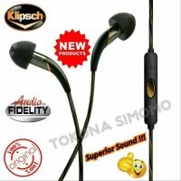 Harga klipsch x12i audiophile balanced armature in ear | Pembandingharga.com