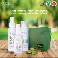 PROMO Green Angelica Penumbuh rambut Obat Rontok dan Botak
