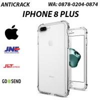 Case iPhone 8 Plus Anticrack Apple Ultra Thin Clear Soft TPU Case