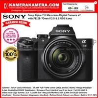 Digital Camera a7 Garan - Sony Alpha 7 Mark II Mirrorless Oke Terbaik