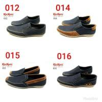 Jual BIGSALE!! Sepatu Slip On Kickers Pria Nike Adidas Crocodile Bally kets Murah