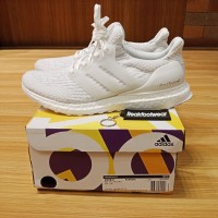 Back In Stock Adidas Ultraboost 3.0 Triplewhite Unauthorized Authentic