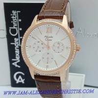 jam tangan wanita alexandre christie original AC 2720 BFL DBWRG