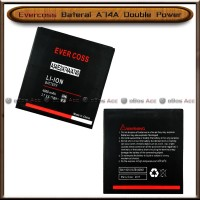 Baterai Evercoss A74A A 74 A Double Power Batre Batrai HP