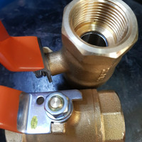 Ball valve KITZ 1 1/2