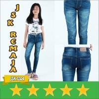 JSK 1204 - Jeans Remaja Celana Jeans Anak Remaja Perempuan