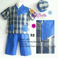 ORIGINAL baju koko anak Labella ORI size 3bln-2thn