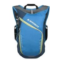 NEW Tas Eiger Pacemaker Trail Running Hydropack 10L Bag Blue Biru
