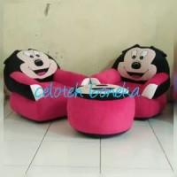 sofa anak & sofa set & sofa karakter & sofa custom & sofa kids Murah