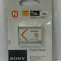 Baterai sony np bn1 untuk kamera digital DSCW350, W350, DSC-W360,