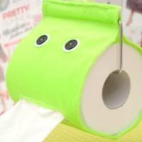 Tempat tisu tissue holder dapur gulung gantung lucu unik murah HBH033