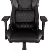 Corsair T1/T 1 Race Gaming Chair / Kursi Gaming Black / Hitam