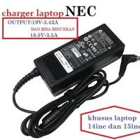 charger adaptor casan laptop Laptop NEC  Laptop NEC VersaPro ORIGINAL