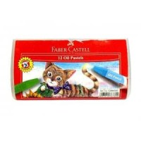Crayon Faber Castell 12 Oil Pastels