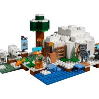 Lego Minecraft My World 18037 The Polar Igloo