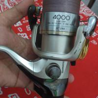 reel pancing Shimano aernos xtl 4000 aori