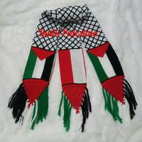 Syal palestina Ujung Segitiga Unik