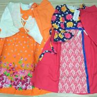 Gamis anak branded original Tounique / baju muslim anak brand mall