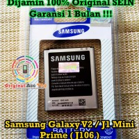 Baterai Samsung Galaxy V2 / J1 Mini Prime ( J106 ) Original SEIN 100%