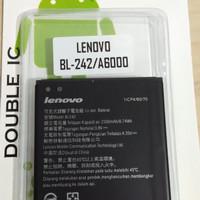 ORIGINAL Baterai Batre Batere Battery Batrai LENOVO A6000+ A6000Plus