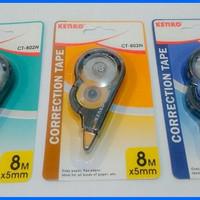 Correction Tape Kenko CT-802N / Tipex Kertas Kenko CT-802N