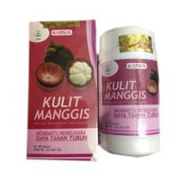 Herbal Kulit Mangis Kapsul - Obat Kanker, Tumor, darah tinggi