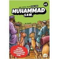BUKU SERI KOMIK ISLAM - KISAH NABI MUHAMMAD SAW 1