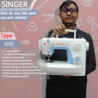 mesin singer simple 3221