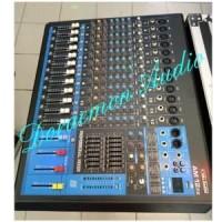 mixer Cleve Audio Am 12fx  12ch murah mantap kualitas teruji D Limited