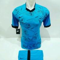 Baju Futsal Jersey Volly Kaos Bola Setelan Olahraga Voli Nike