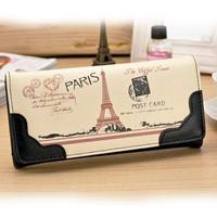 dompet wanita terbaru fashion anak perempuan unik sintetis impor cute