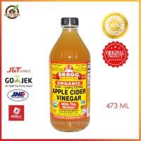 BRAGG Apple Cider Vinegar ( Cuka Apel)