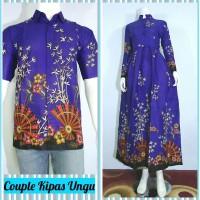 Jual Baju Batik Couple Gamis Terbaru Seragam Pesta Modern Termurah Murah