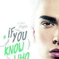 Buku novel Novel if you know who