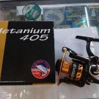 STOK TERBARU reel pancing golden fish metanium 405 Diskon