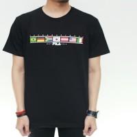 T-shirt Distro / Kaos Distro Fila A.7648