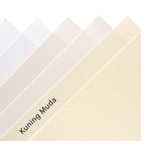 Fancy Paper 230 gsm A4 - Ivory Off White
