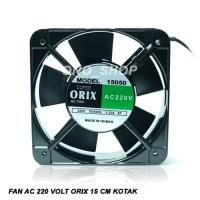 ORIX AC FAN 15 CM