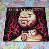 CD Digipak +3 Tracks Sepultura Roots (First Day Cover Embossed)