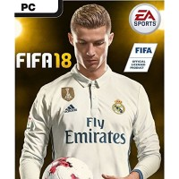 Kaset DvD Game FIFA 2018 ORIGINAL non update buat PC dan LAPTOP