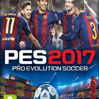 Kaset DvD Game PES 2017 ORIGINAL non update buat PC dan LAPTOP
