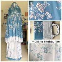 Mukena shaby chic