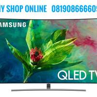 QLED SAMSUNG 55Q8CN PREMIUM UHD 4K SMART TV CURVED 55 INCH PROMO