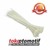 Kabel Ties 20 cm Putih NANKAI